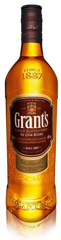 Grant's Ale Cask Reserve Scotch Whisky Photo