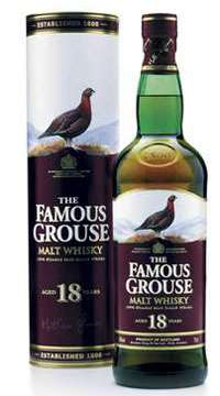 The Famous Grouse Malt Whisky Photo