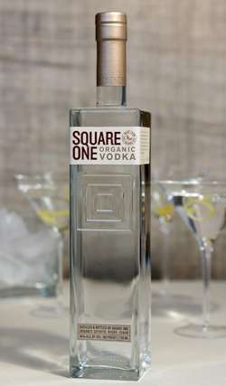 Square One Organic Vodka Photo