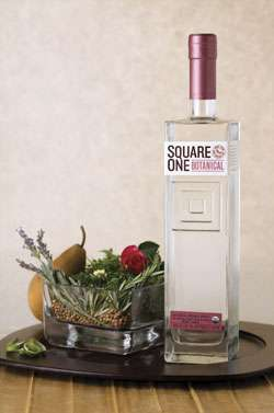 Square One Botanical Organic Specialty Spirit Photo