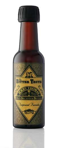The Bitter Truth Jerry Thomas Own Decanter Bitters Photo