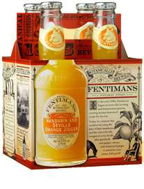 Fentiman's Mandarin and Seville Orange Jigger Photo