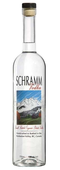 Schramm Vodka Photo