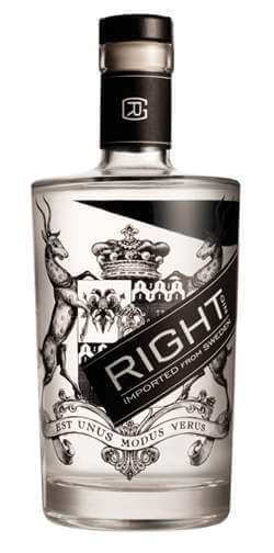 RIGHT Gin Photo