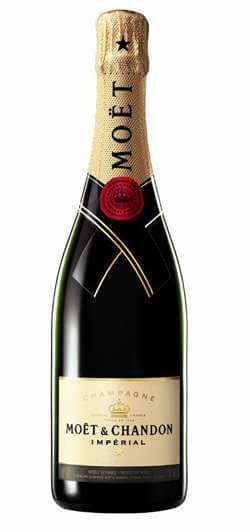 Moet and Chandon Brut Imperial Champagne Photo