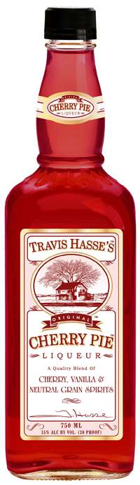 Travis Hasse's Cherry Pie Liqueur Photo