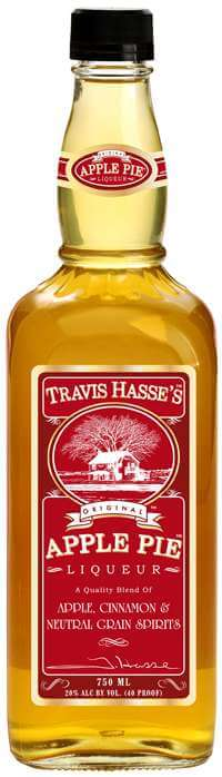 Travis Hasse's Apple Pie Liqueur Photo