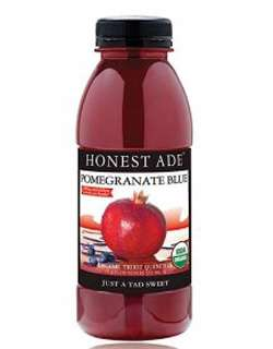 Honest Tea's Honest Ade Pomegranate Blue Photo