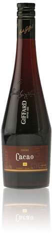 Giffard Creme de Cacao Brun Photo