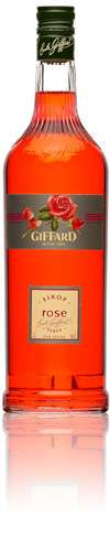 Giffard Rose Syrup Photo