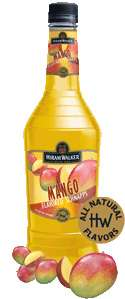 Hiram Walker Mango Schnapps Photo