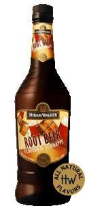 Hiram Walker Root Beer Schnapps Photo