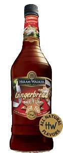 Hiram Walker Gingerbread Liqueur Photo