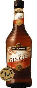 Hiram Walker Ginger Brandy Photo