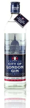 City of London Gin Photo