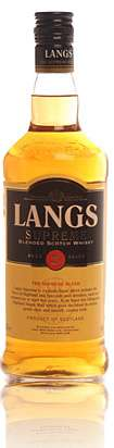 Langs Supreme Blended Scotch Whisky Photo