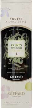 Giffard Prunes a L'eau de Vie Photo