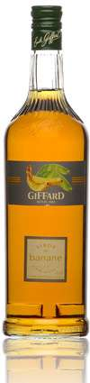 Giffard Banana Syrup Photo