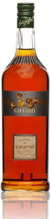 Giffard Caramel Syrup Photo