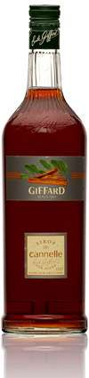 Giffard Cinnamon Syrup Photo