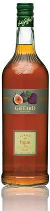 Giffard Fig Syrup Photo