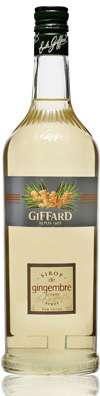 Giffard Ginger Syrup Photo