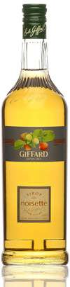 Giffard Hazelnut Syrup Photo