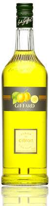Giffard Lemon Syrup Photo