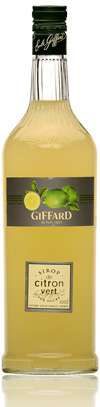 Giffard Lime Syrup Photo