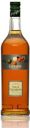 Giffard Macadamia Nut Syrup Photo