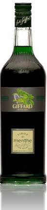 Giffard Mint Syrup Photo