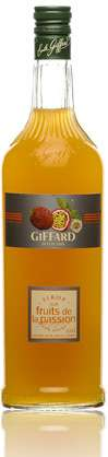 Giffard Passion Fruit Syrup Photo