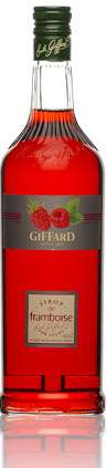 Giffard Raspberry Syrup Photo