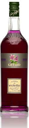 Giffard Violet Syrup Photo