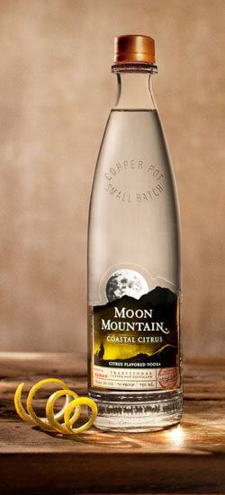 Moon Mountain Coastal Citrus Vodka Photo
