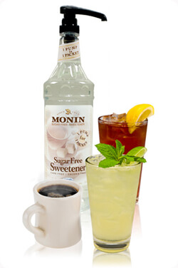 Monin Sugar Free Liquid Sweetener Photo