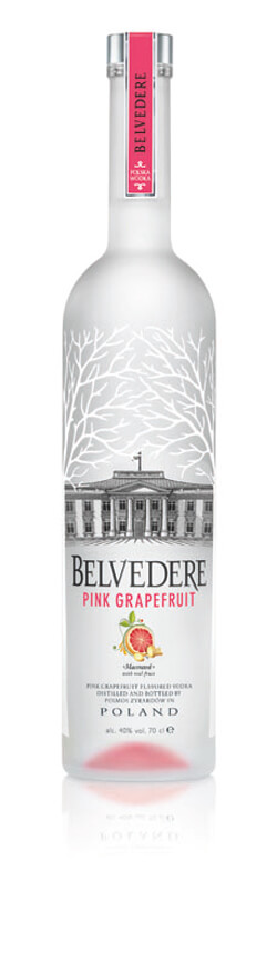 Belvedere Pink Grapefruit Vodka Photo