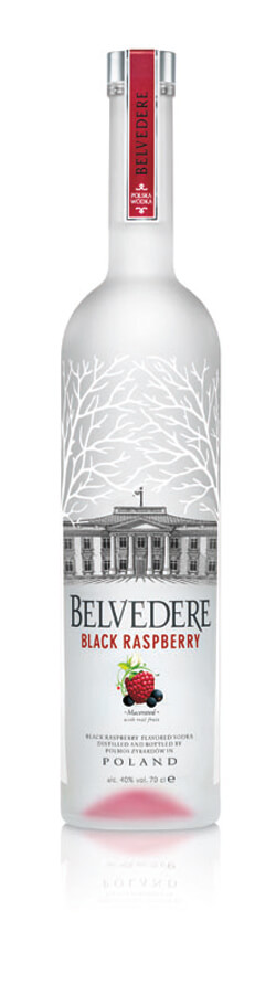 Belvedere Black Raspberry Vodka Photo