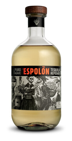 Espolon Tequila Reposado Photo