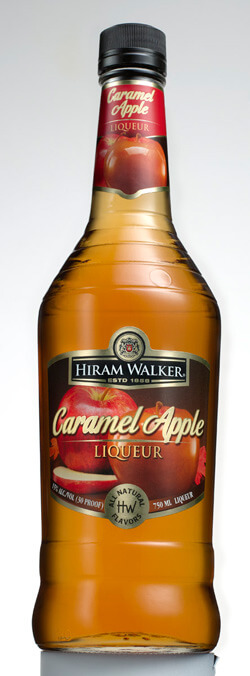 Hiram Walker Caramel Apple Liqueur Photo