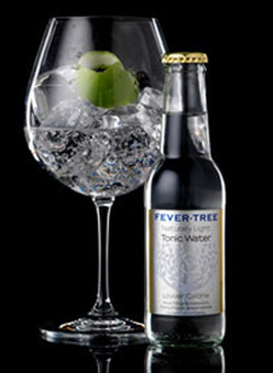 Fever Tree Naturally Light Tonic Water Photo