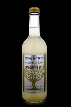 Fever Tree Naturally Light Ginger Beer Photo