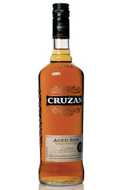 Cruzan Aged Dark Rum Photo