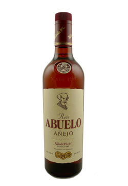 Ron Abuelo Anejo Rum Photo