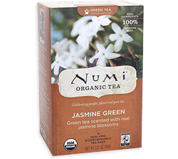 Numi Jasmine Green Tea Photo