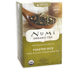 Numi Toasted Rice Tea Photo
