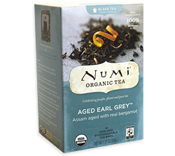 Numi Aged Earl Grey Tea Photo