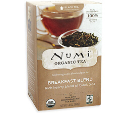 Numi Breakfast Blend Tea Photo