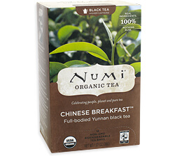 Numi Chinese Breakfast Tea Photo