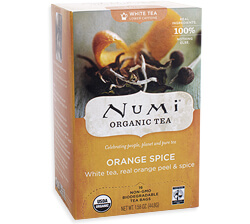 Numi Orange Spice Tea Photo